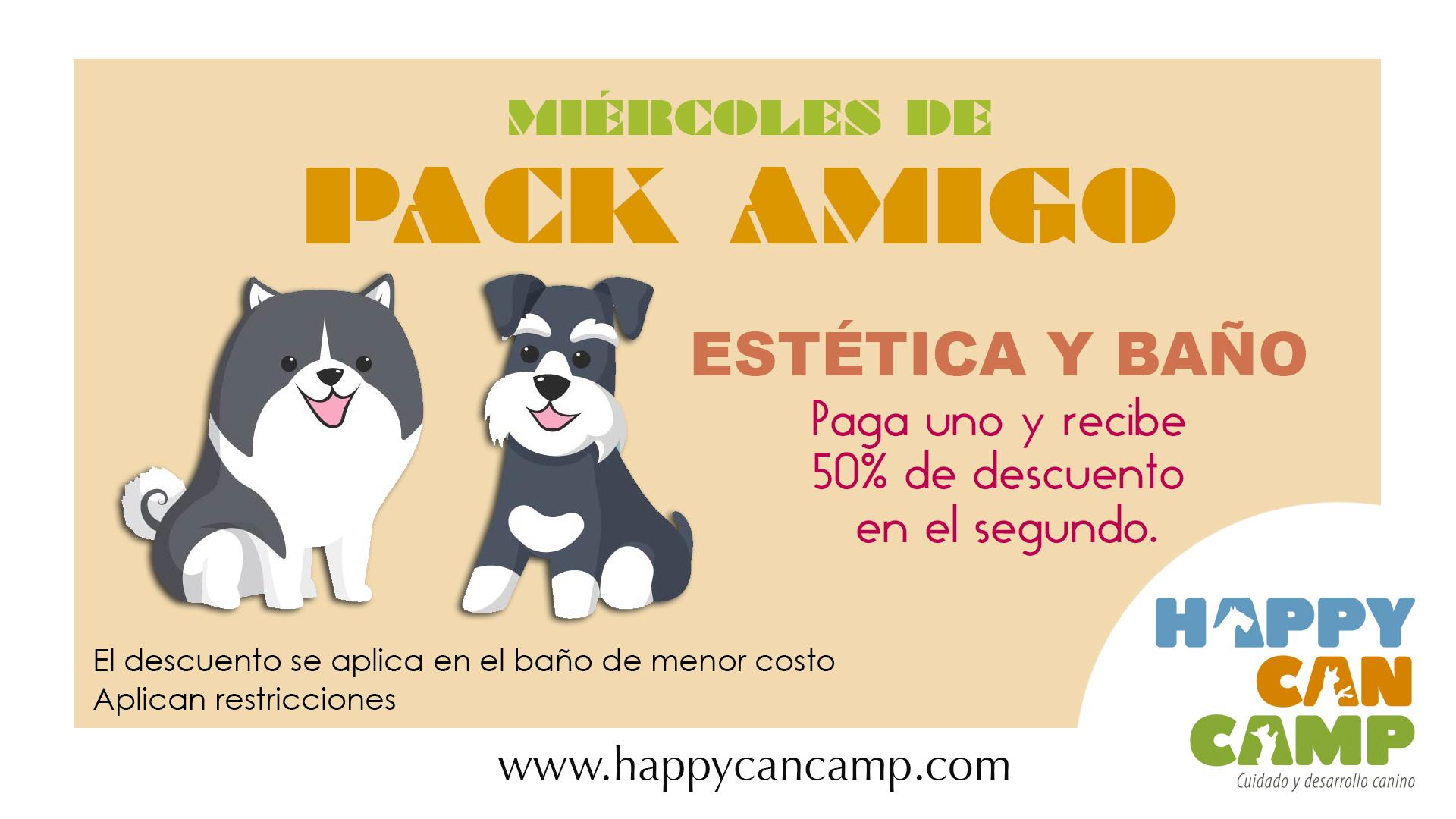 Promo Pack Amigo